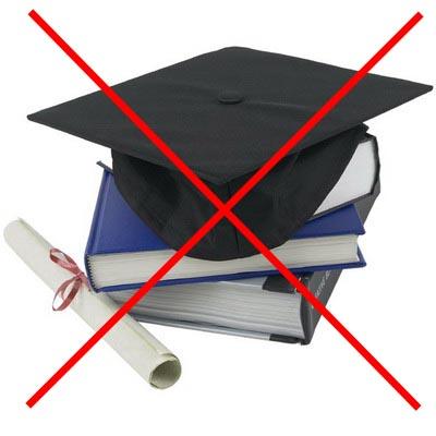 Кар'єра без вищої освіти